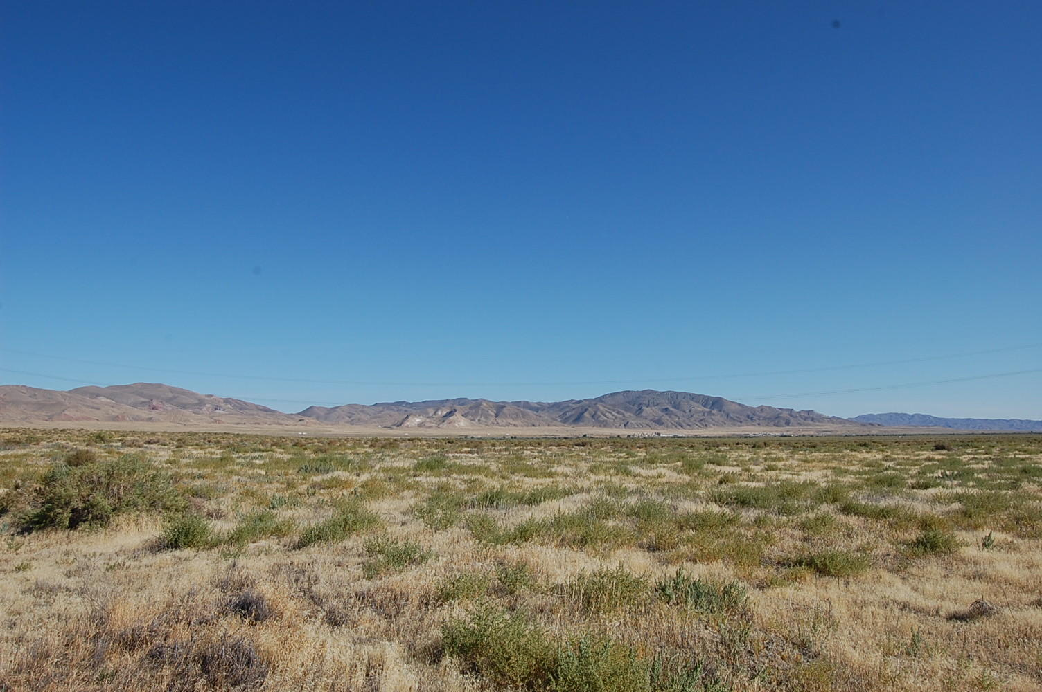 40 Acre Dirt Road Access Nevada Tract - Image 1