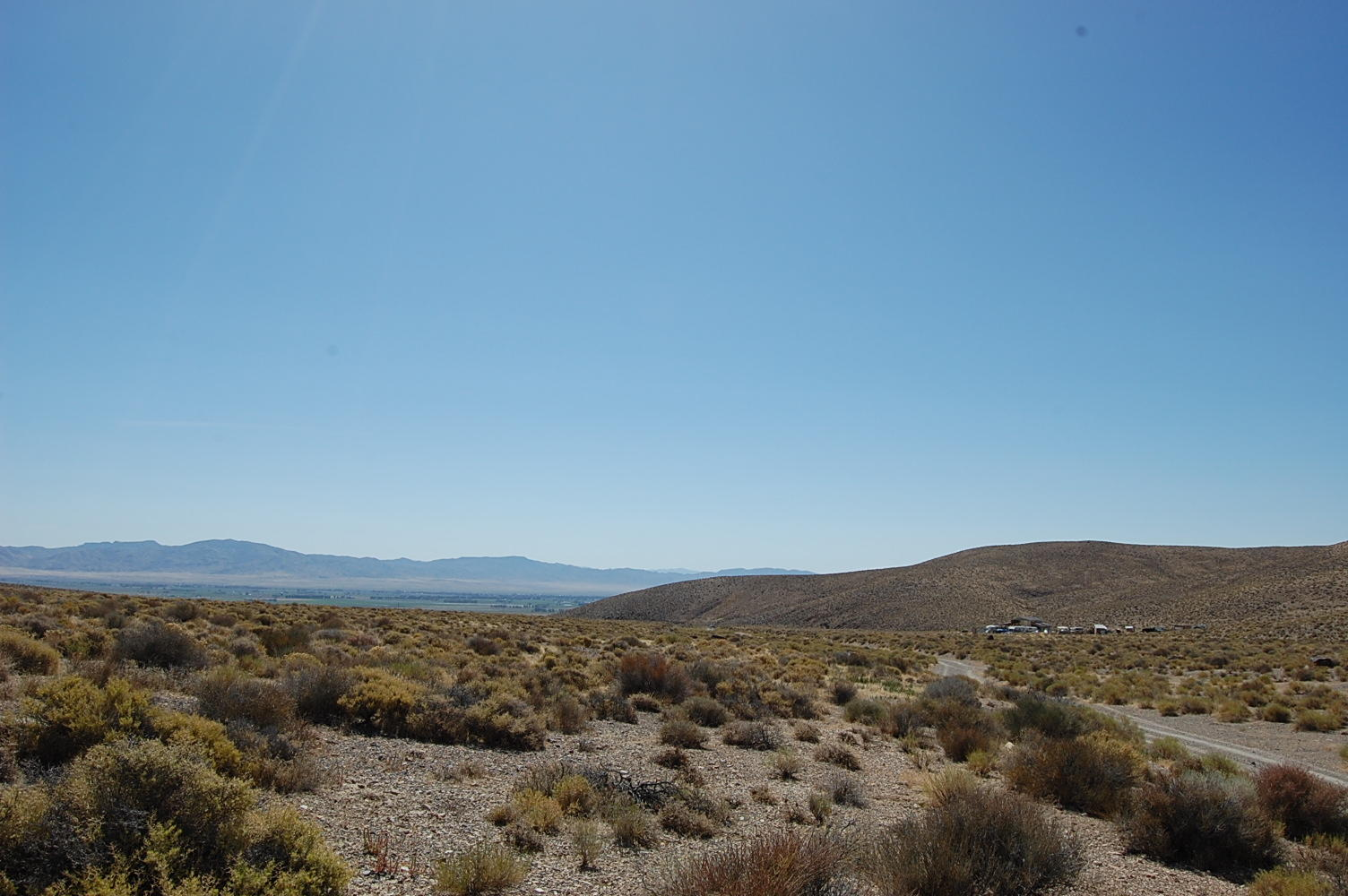 Over 40 Acres in Western Nevada - Image 1