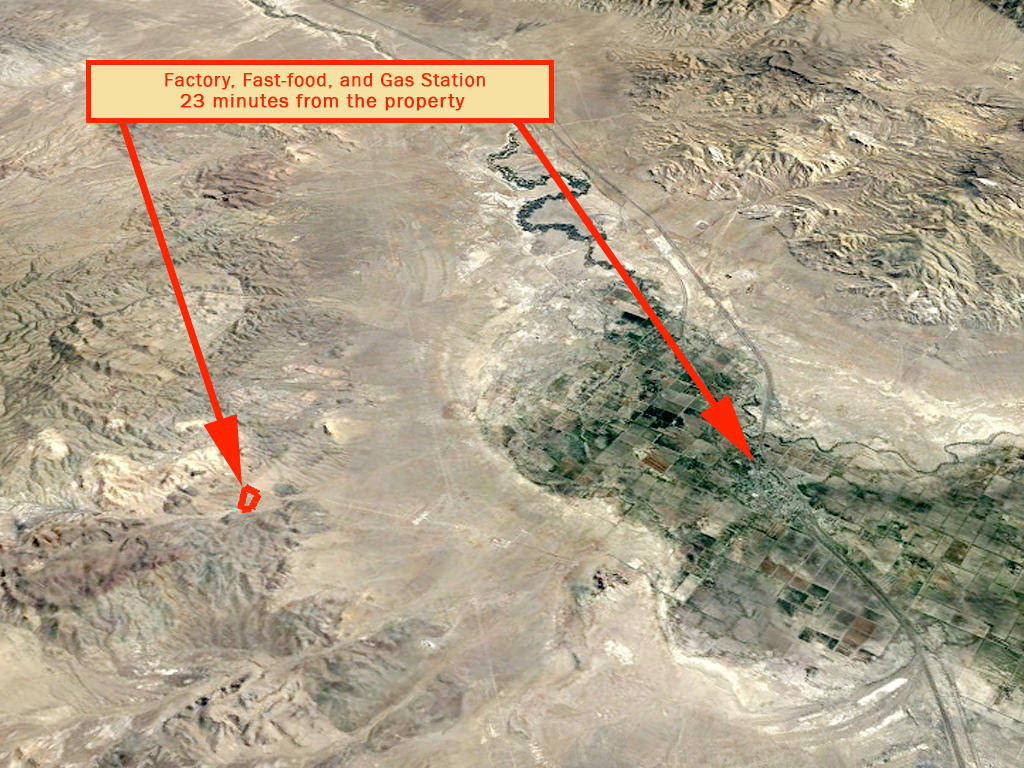 Over 40 Acres in Western Nevada - Image 7