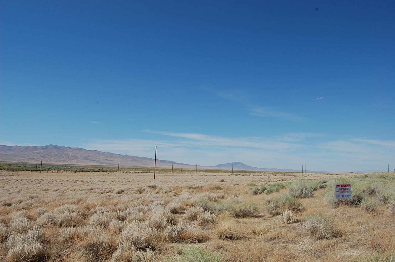 Double Lot Just Off Interstate 80 - Image 0