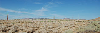Two Acre Corner Lot in Beautiful Nevada Desert