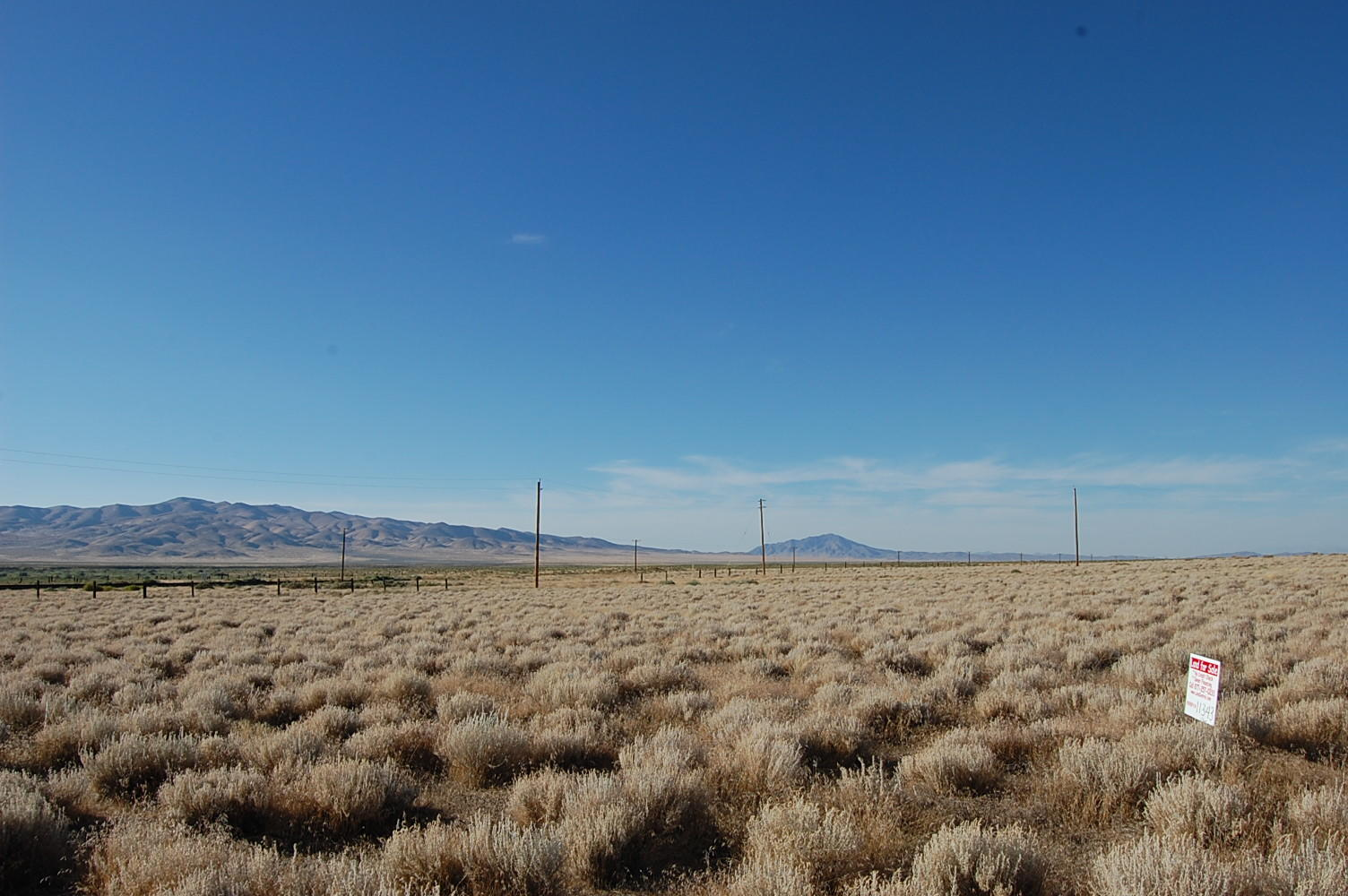 Endless Possibilities on Spacious Nevada Land - Image 3