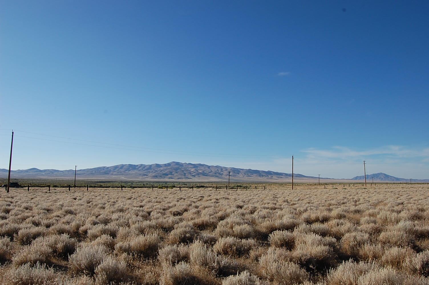 Endless Possibilities on Spacious Nevada Land - Image 0