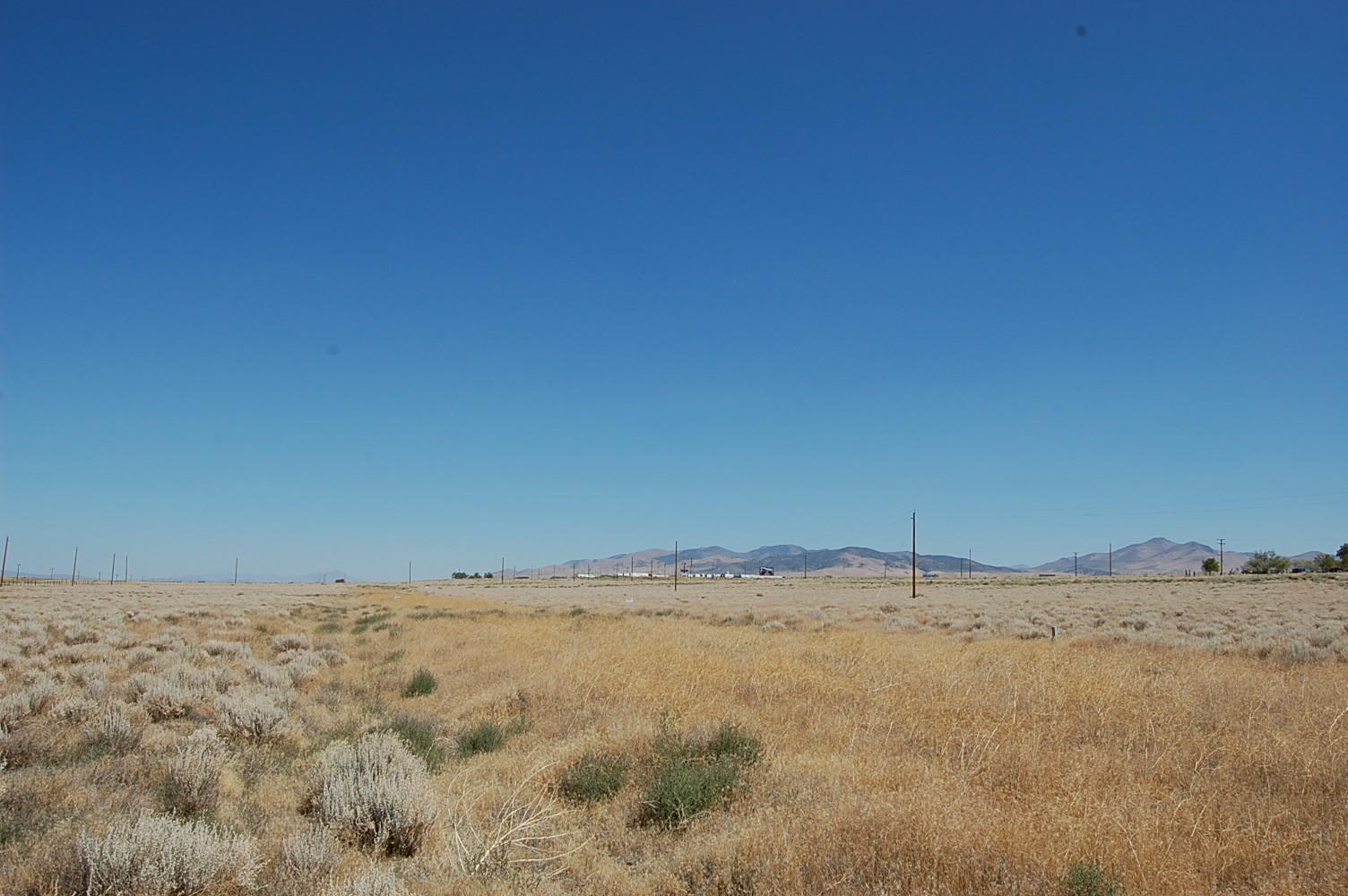 Pair of Mill City Nevada Lots - Image 1