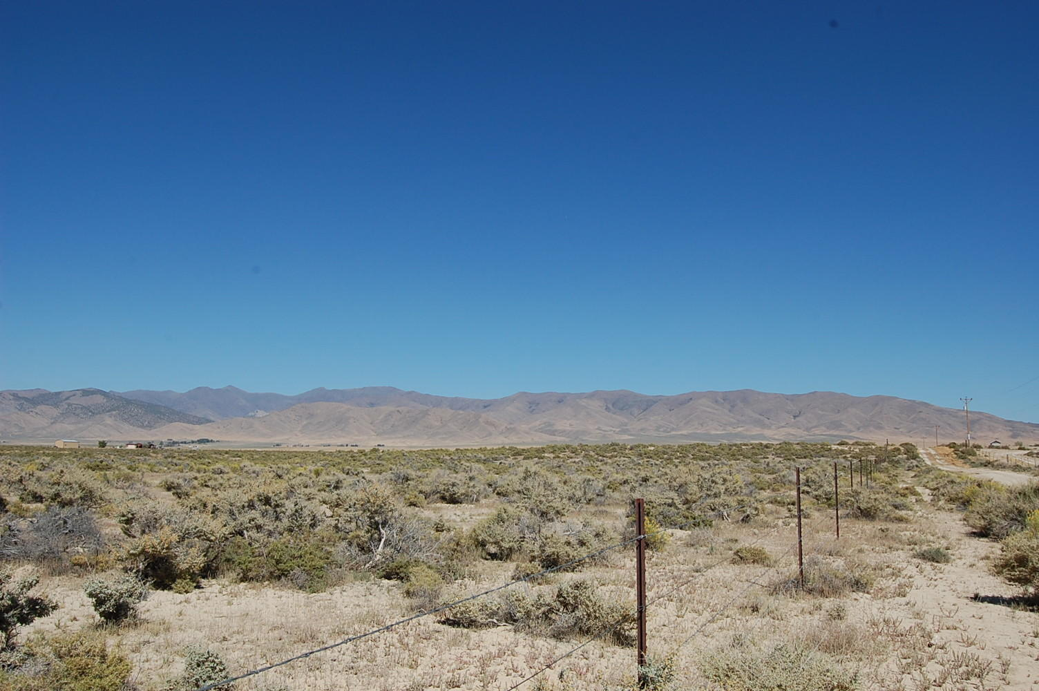 Over 20 Acre Rural Nevada Acreage - Image 1