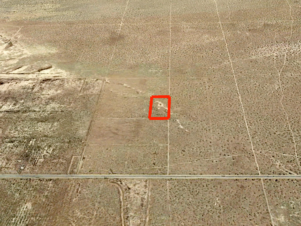 Five Acres of Land Less than 24 Miles from Palmdale - Image 3