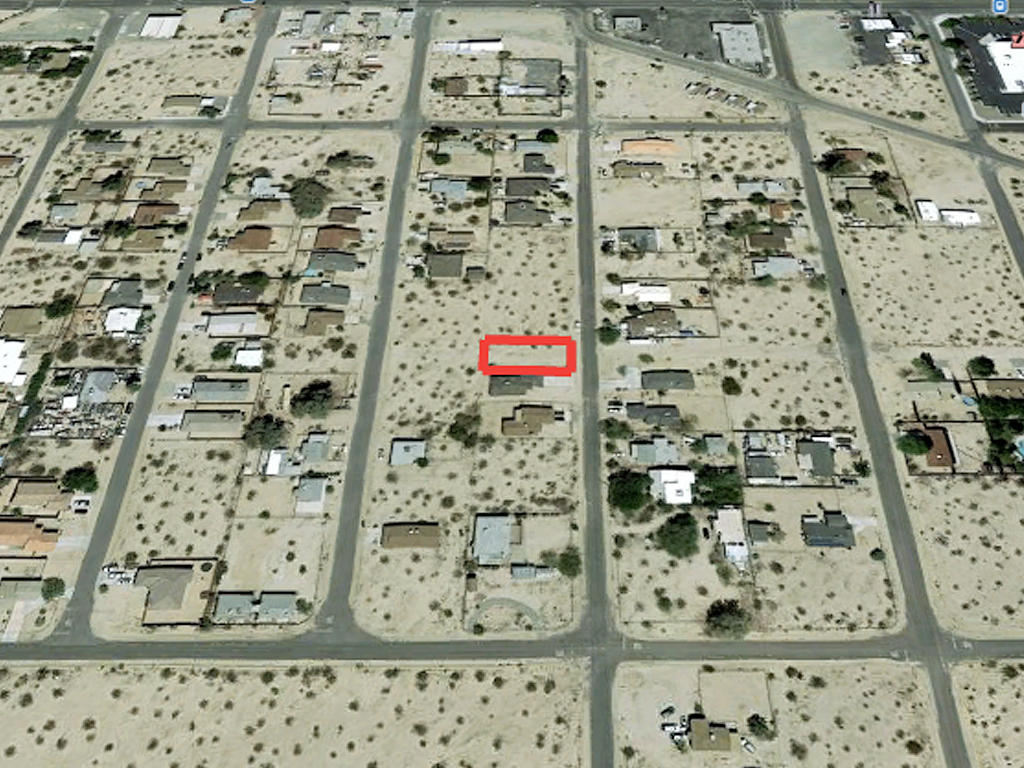 Residential Lot in Beautiful Desert Hills in Twentynine Palms - Image 2