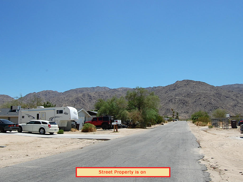 Residential Lot in Beautiful Desert Hills in Twentynine Palms - Image 4