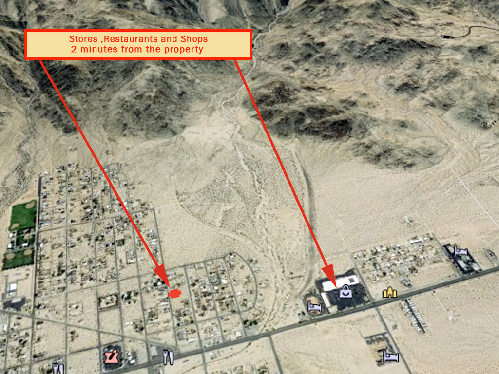 Residential Lot in Beautiful Desert Hills in Twentynine Palms - Image 5