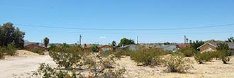 Residential Lot in Beautiful Desert Hills in Twentynine Palms