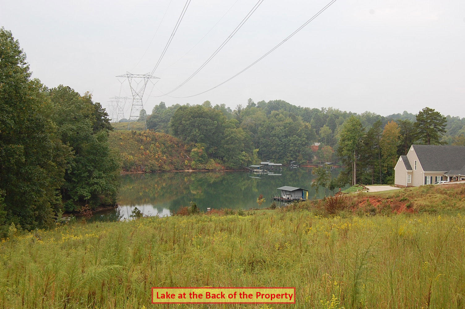 Half Acre Lot on Lake Keowee inside of Waters Edge Subdivision - Image 4