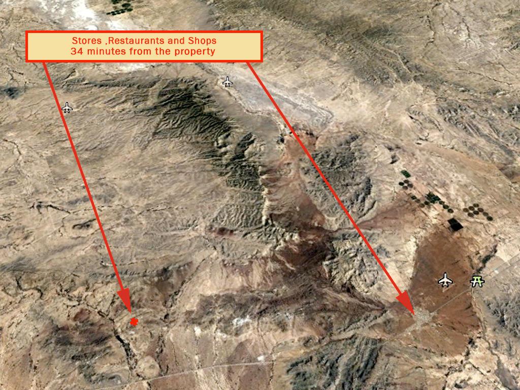 Remote Hudspeth County Lot Measuring Over 40 Acres - Image 5