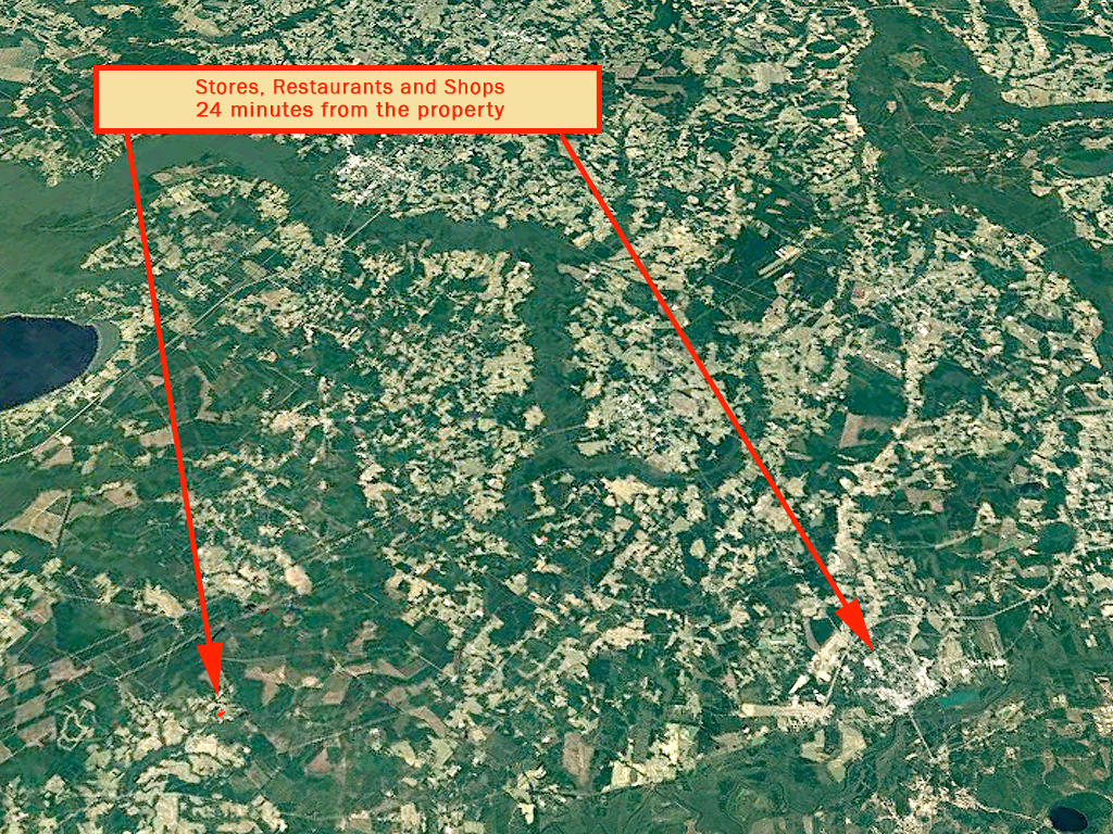 Large Lot in Beautiful North Carolina Countryside - Image 5