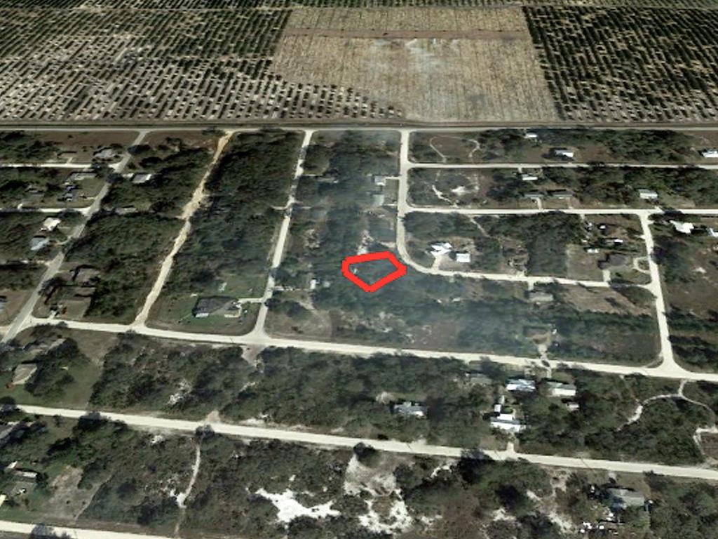 Over Quarter Acre Sebring Corner Lot - Image 3