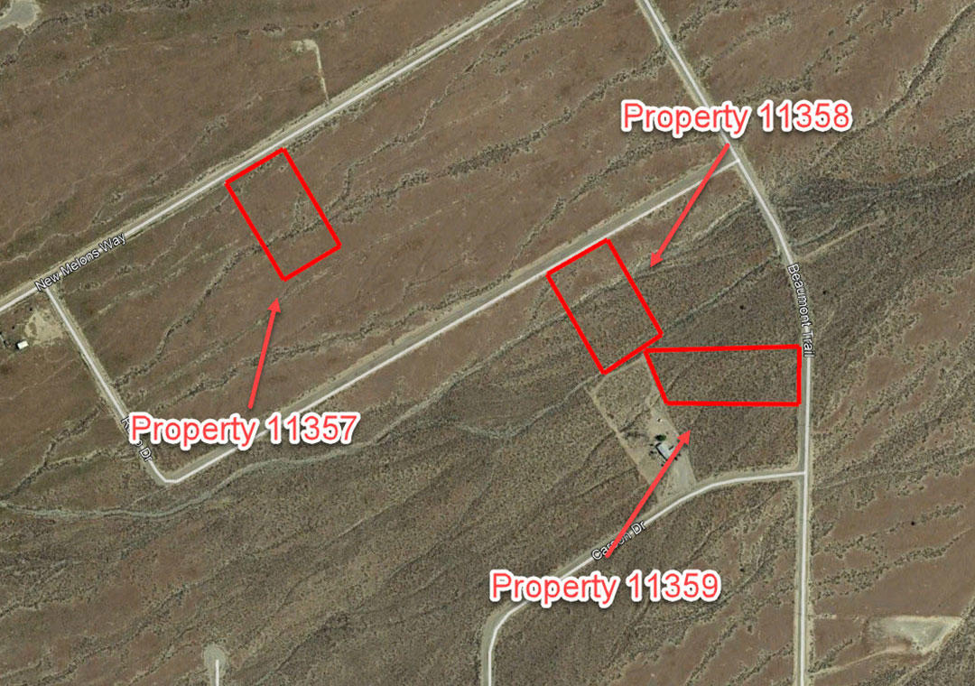 Nevada Intermediate Investor Pack Totaling 7.5 Acres - Image 3