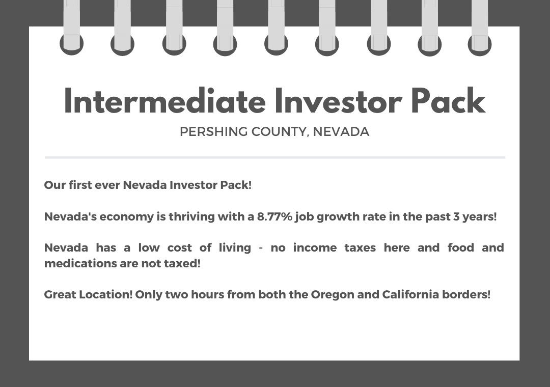 Nevada Intermediate Investor Pack Totaling 7.5 Acres - Image 1