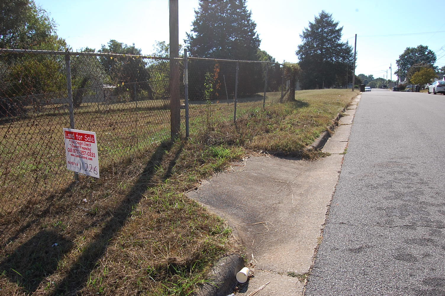 Fenced Two Lots Sold as One - Image 4