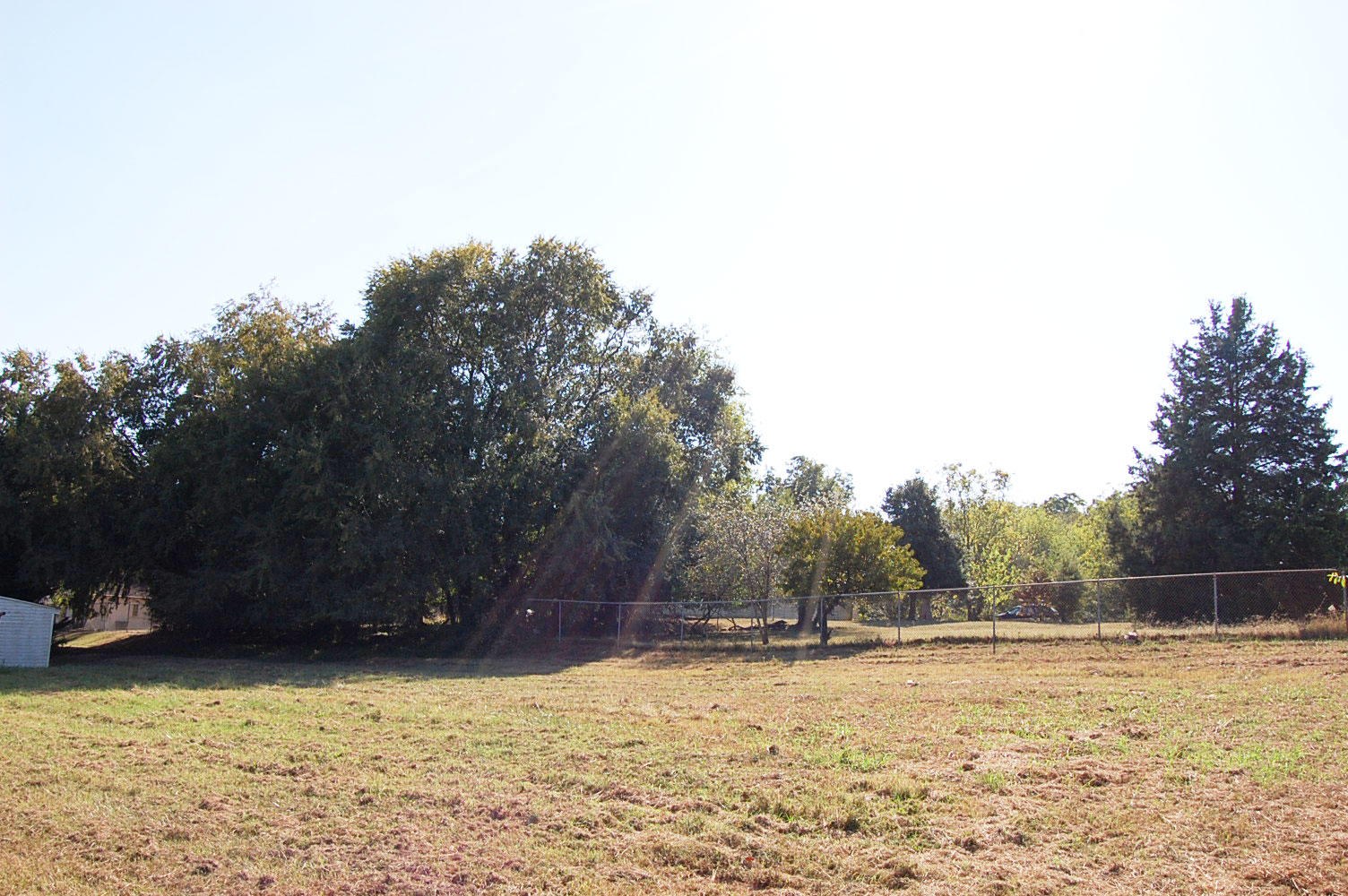 Fenced Two Lots Sold as One - Image 1