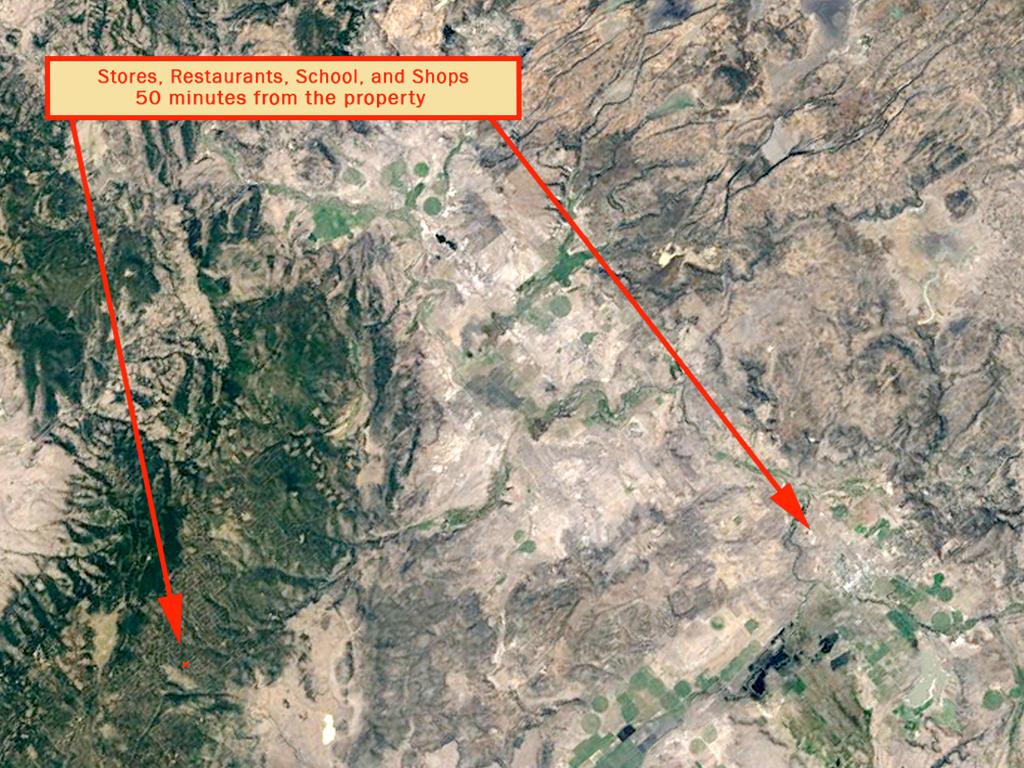 Near Full Acre of Rural California Land - Image 6
