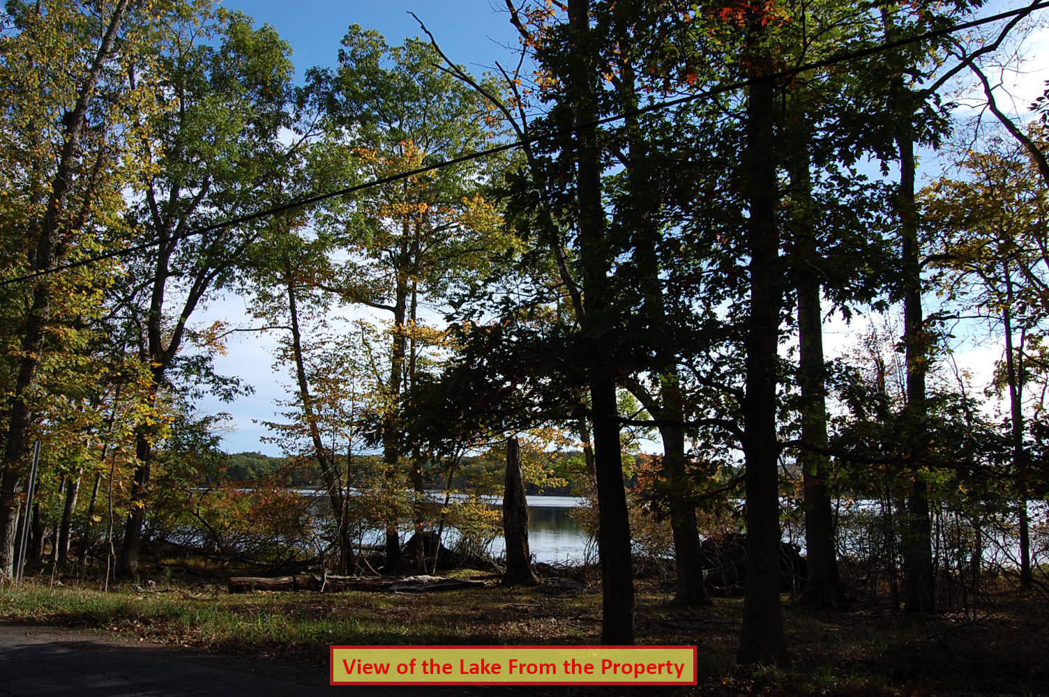 Pennsylvania Lot Just Steps From West Colang Lake - Image 3