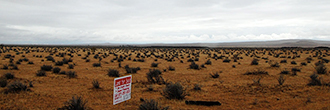 Over 2.5 Acres Near California City