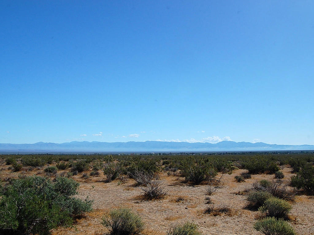 5 Desert Acres an Hour From Lancaster California - Image 1