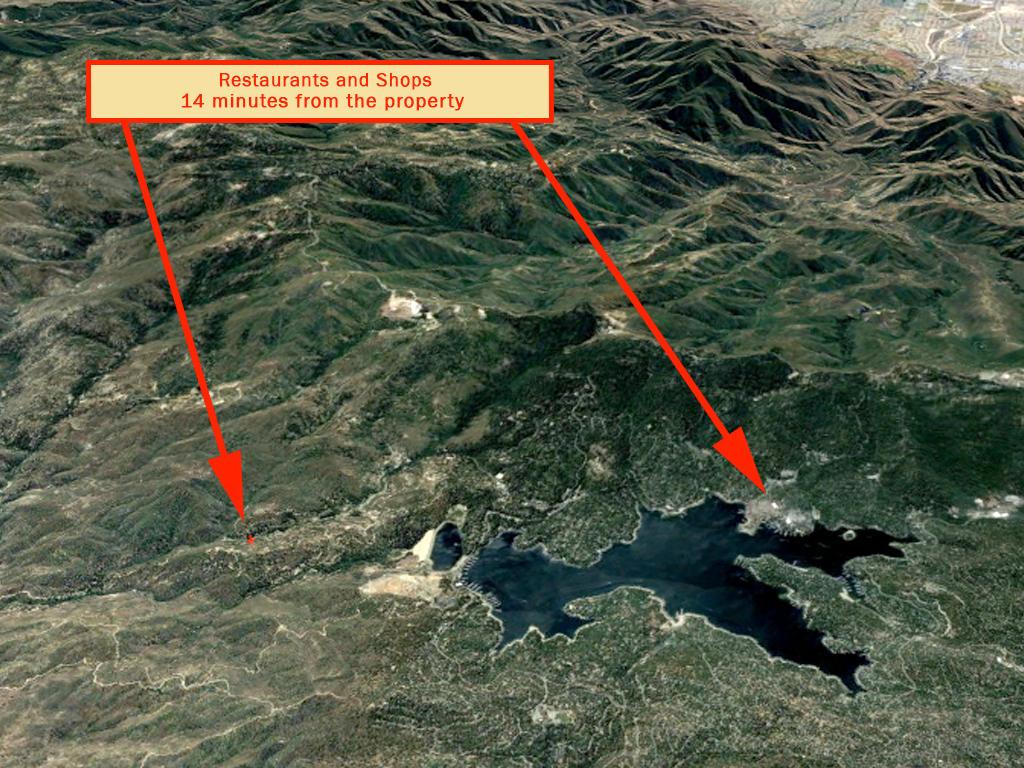Sloped Arrowhead Lake California Property - Image 5