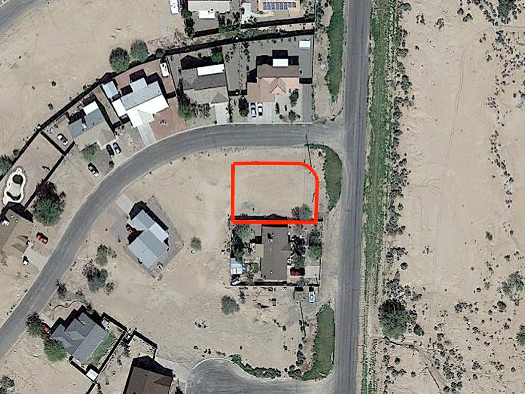 Corner Lot Arizona City Homesite Locale - Image 2