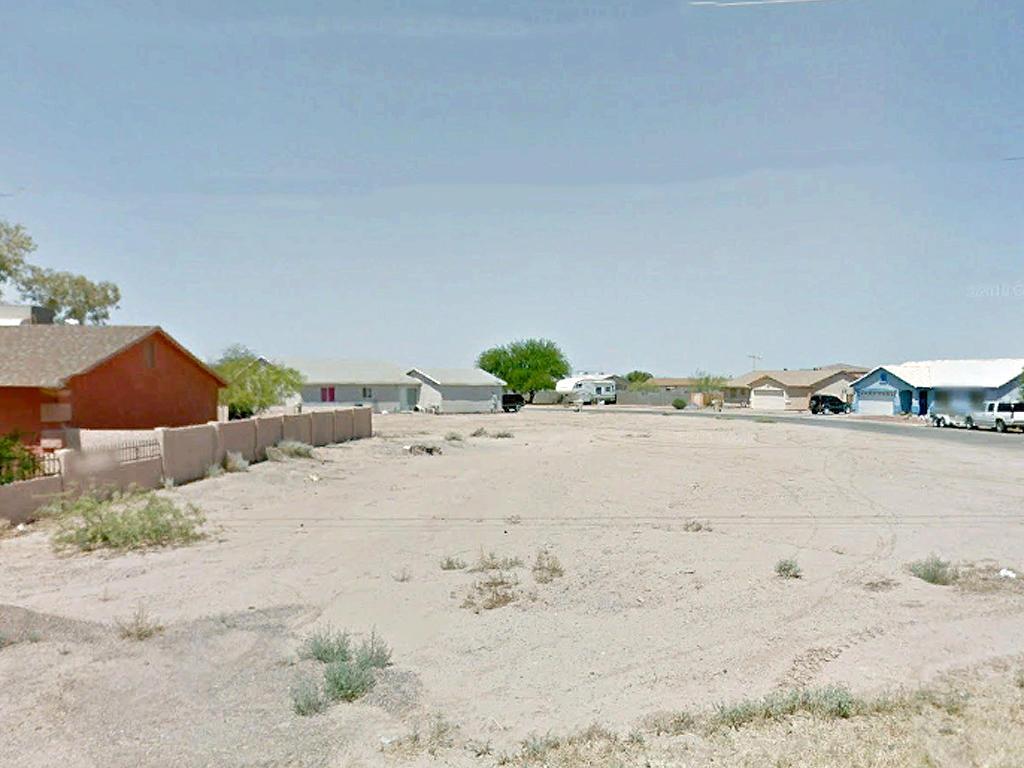 Corner Lot Arizona City Homesite Locale - Image 4