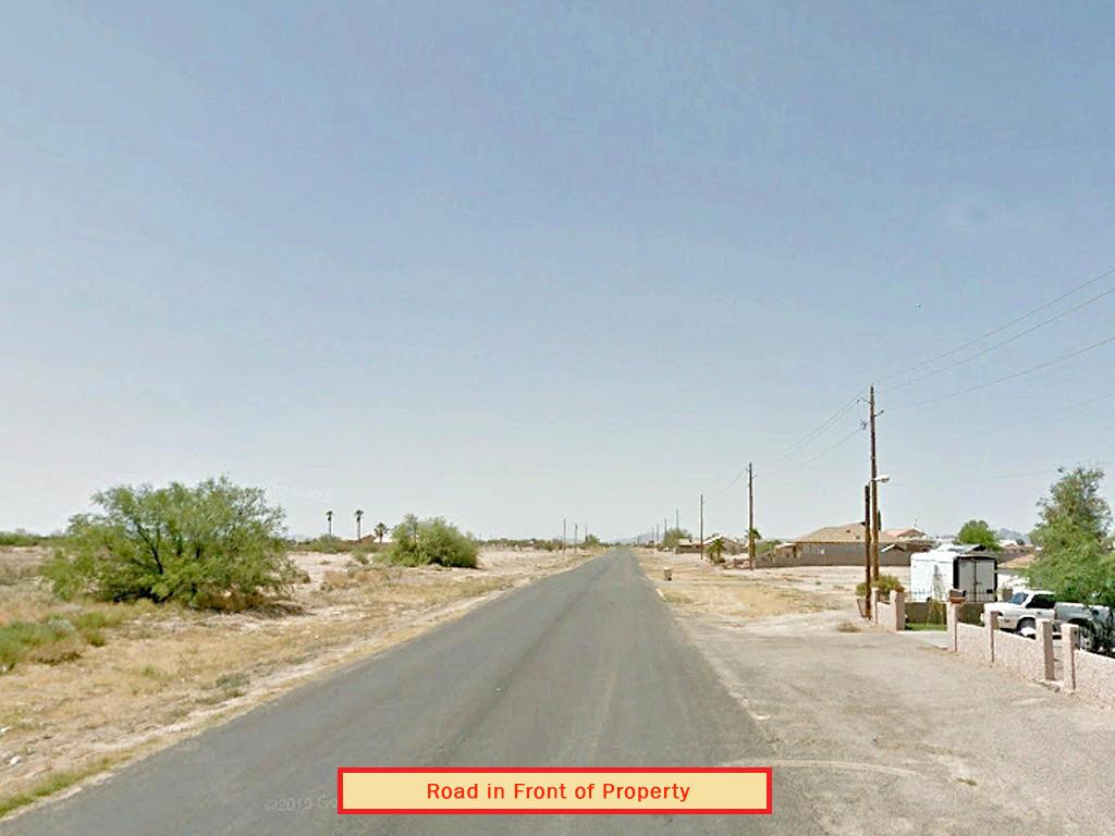 Corner Lot Arizona City Homesite Locale - Image 5