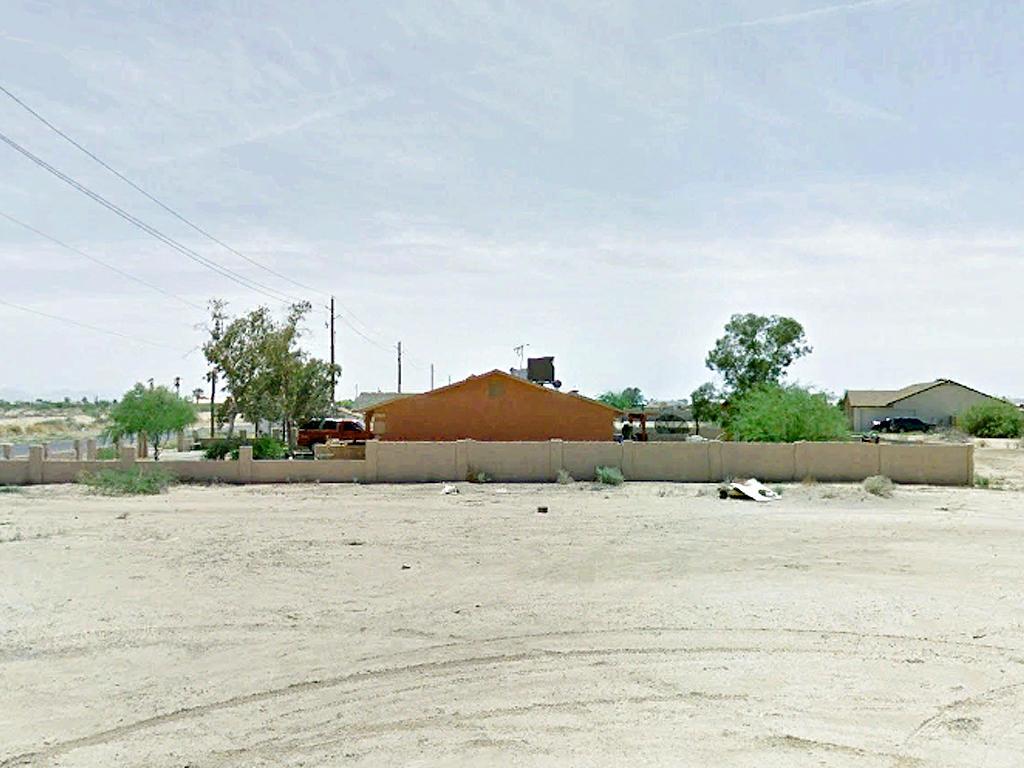 Corner Lot Arizona City Homesite Locale - Image 1