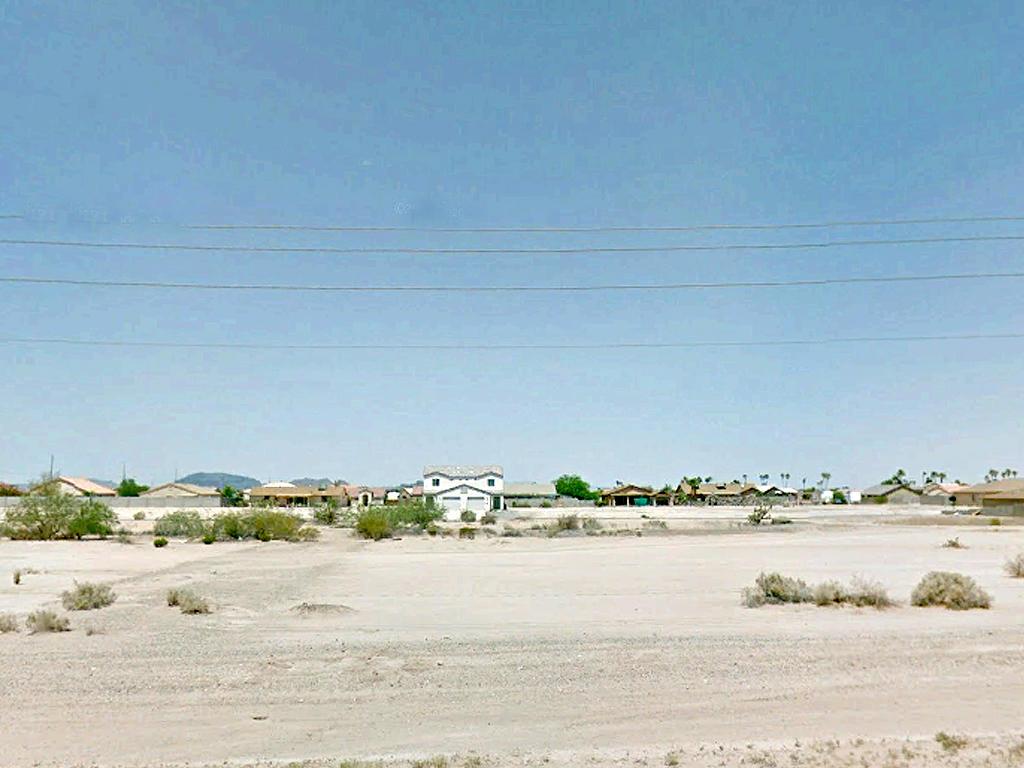 Narrow Residential Ready Arizona City Lot - Image 3