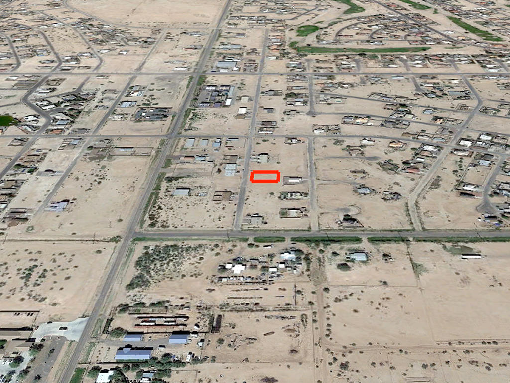Flat Ready To Build Arizona City Property - Image 2