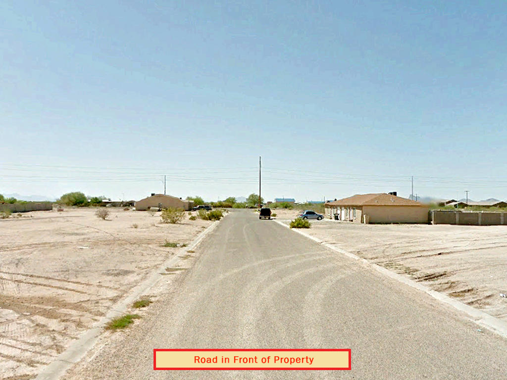 Flat Ready To Build Arizona City Property - Image 4
