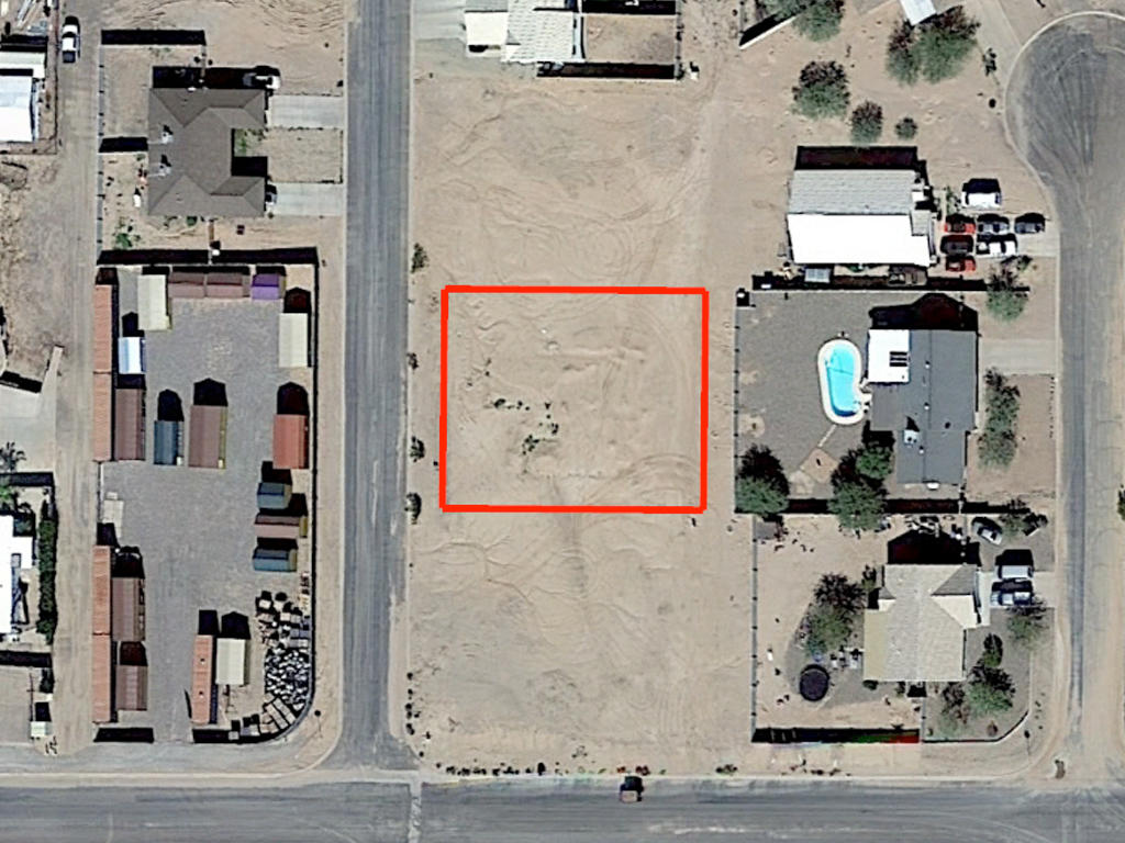 Ready To Build Arizona City Lot - Image 1