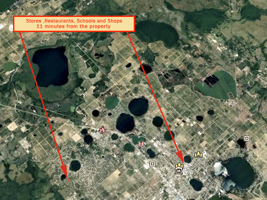 Residential Lot Close to Lake Olivia - Image 6