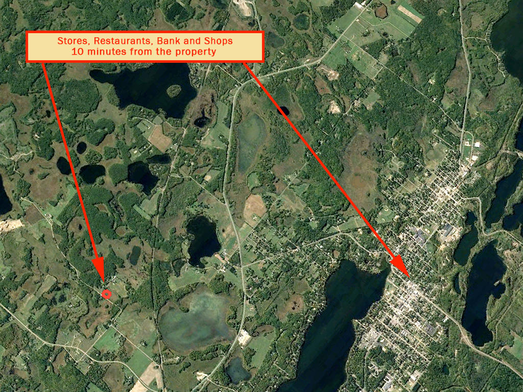 Large Corner Lot Near Serpent Lake - Image 5