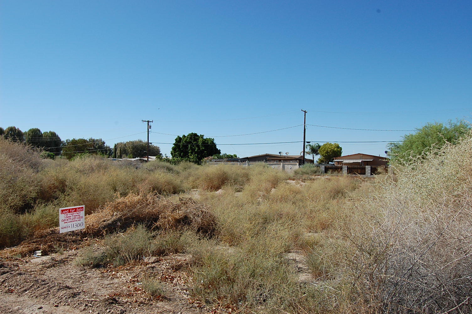 Lot in Small Agricultural Community - Image 0