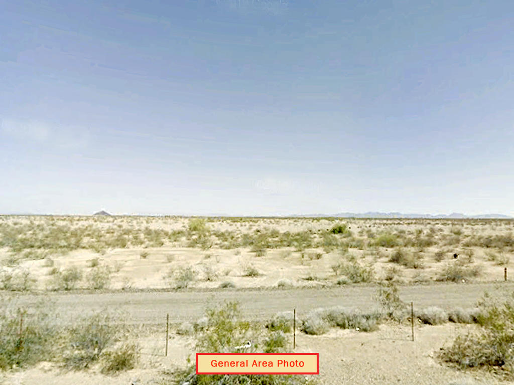Ideal 1 Acre Investment in Rural Arizona Desert - Image 1