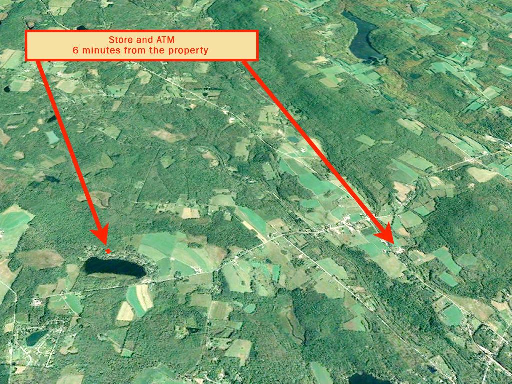 Un-Zoned Lot Near Lowe Lake - Image 6
