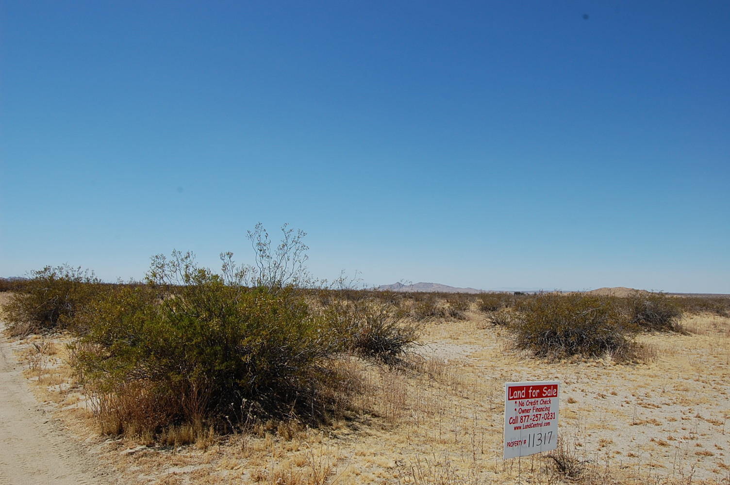Two and a Half Acres Just Outside of Palmdale - Image 4