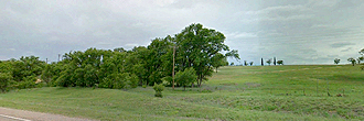 Two-for-One Rural Lot in Small Town Northern Texas